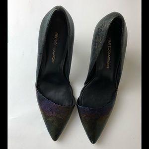 Rebecca Minkoff women's heels size 10 pointed toe